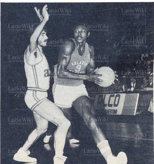 "Photo of George Johnson ""Long John"""