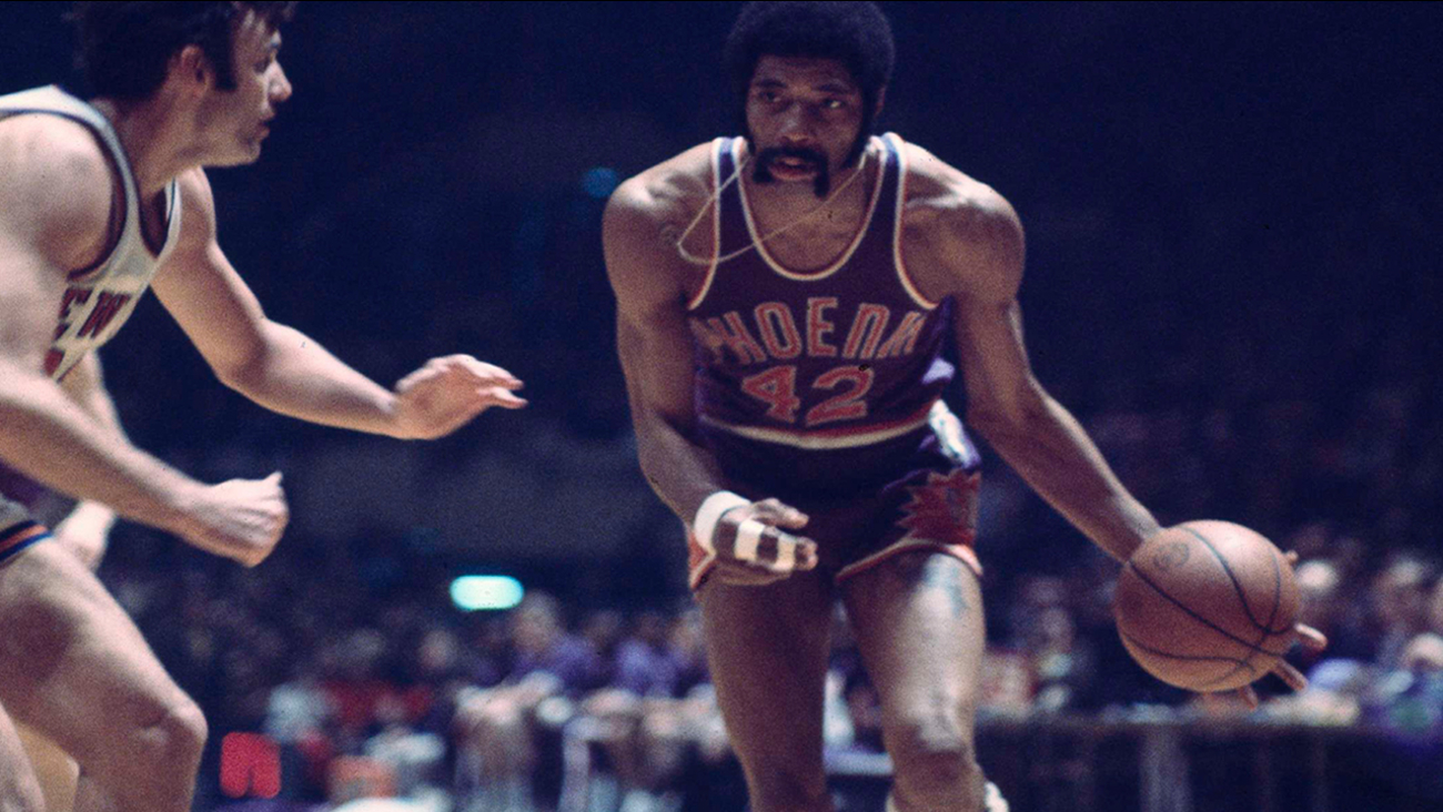 Photo of RIME NO TIME: CONNIE HAWKINS