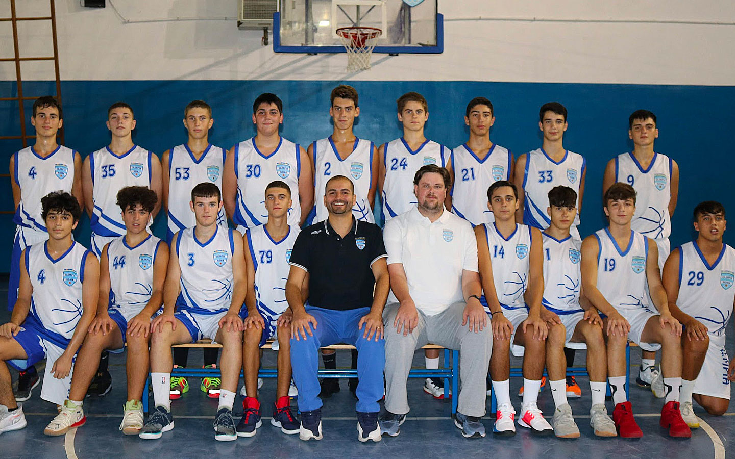 Photo of U16E Alfa Omega – Olimpia Roma  79 – 72