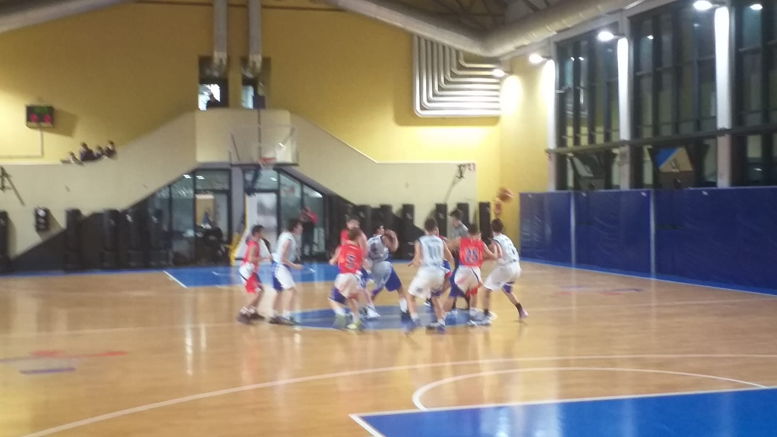 U14e Uisp XVIII - Olimpia Roma 41-93 4
