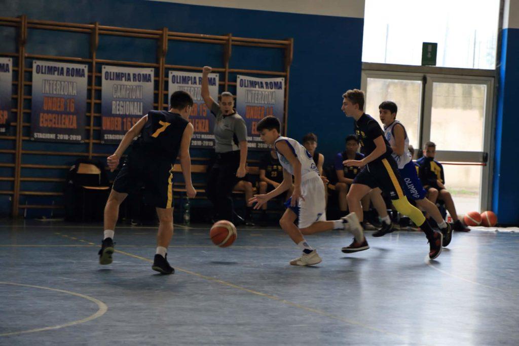 U15S Olimpia Roma - Sport 2000 70-50 3
