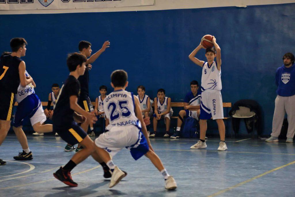 U15S Olimpia Roma - Sport 2000 70-50 4