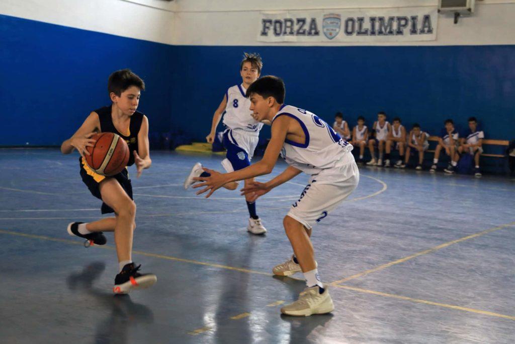 U15S Olimpia Roma - Sport 2000 70-50 7