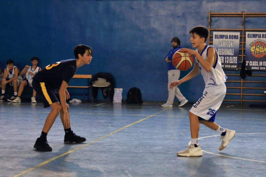 U15S Olimpia Roma - Sport 2000 70-50 9