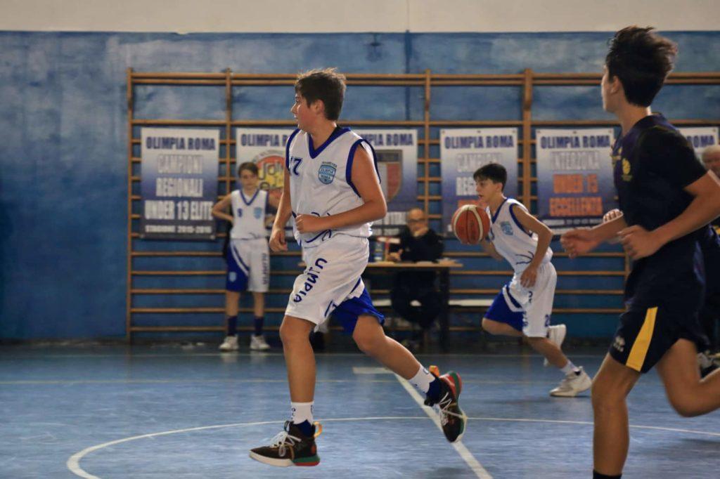 U15S Olimpia Roma - Sport 2000 70-50 11