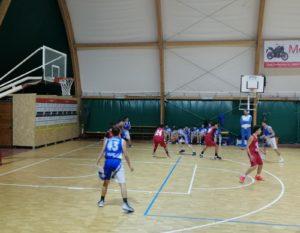 U15S Scuola Bk Roma - Olimpia Roma 56-41 2
