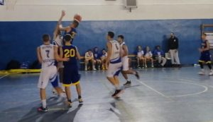 U18G Olimpia Roma - APDB Roma 103-62 2