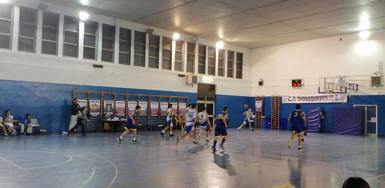 U18G Olimpia Roma - APDB Roma 103-62 24
