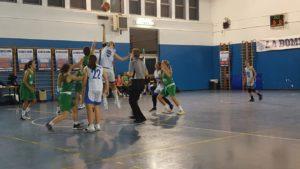 U14F Olimpia Roma - Academy Latina 65-45 2