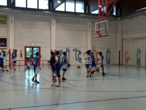 U15S Fiano Romano Bk - Olimpia Roma 61-44 2