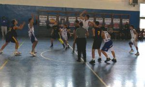 U15S Olimpia Roma - Sport 2000 70-50 2