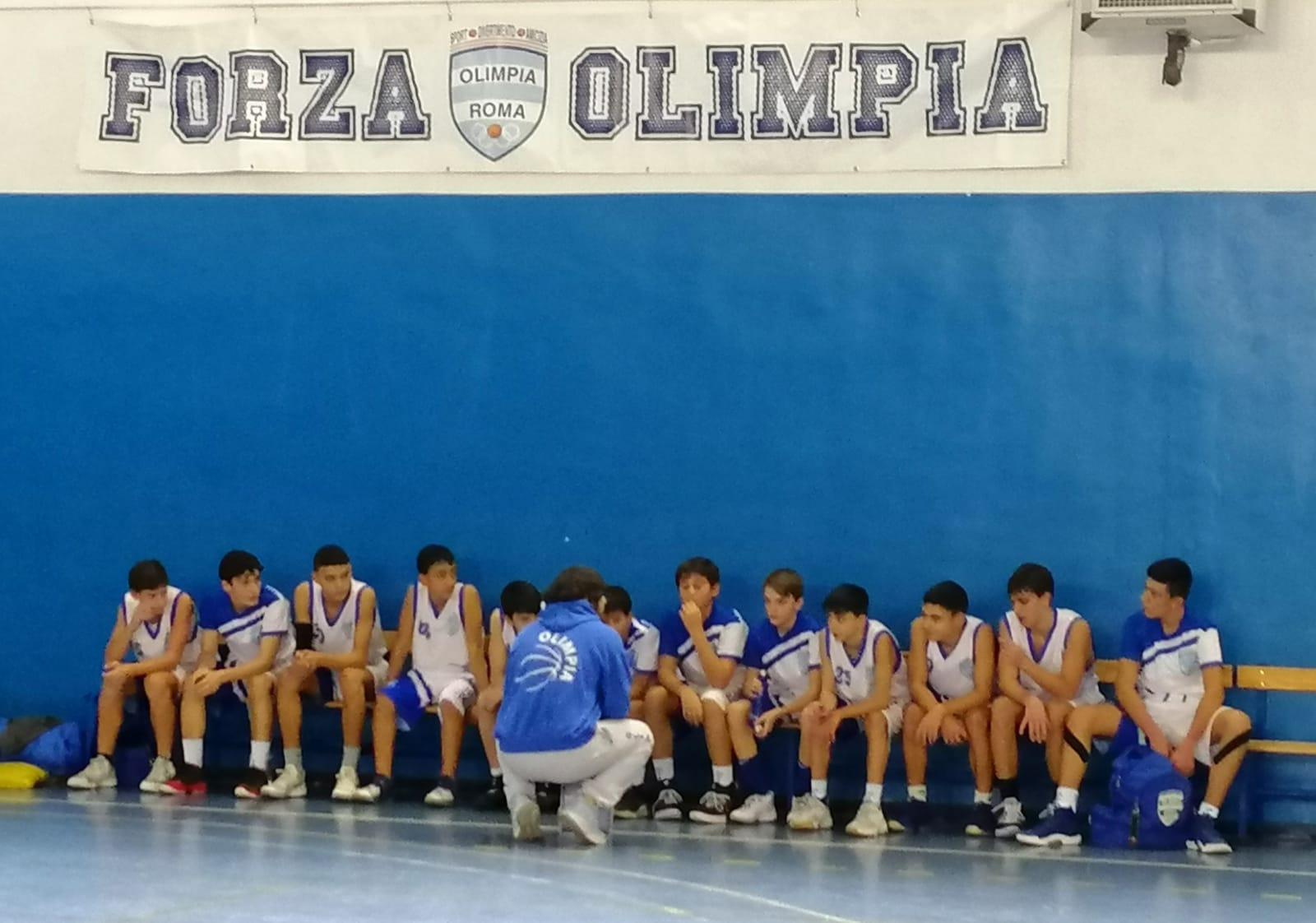 U15S Olimpia Roma - Sport 2000 70-50 1
