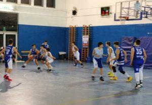 U15S Olimpia Vis Nova - Olimpia Roma 54-63 2