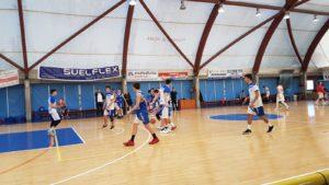 U16E Virtus Valmontone - Olimpia Roma 64-86 2