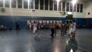 U16S Olimpia Roma - St. Charles 95 - 69 2