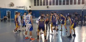 U15E Olimpia Roma - Basket Petriana 122-39 2