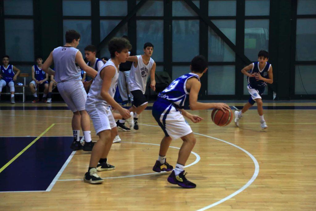 U15S Pass - Olimpia Roma 63-51 3