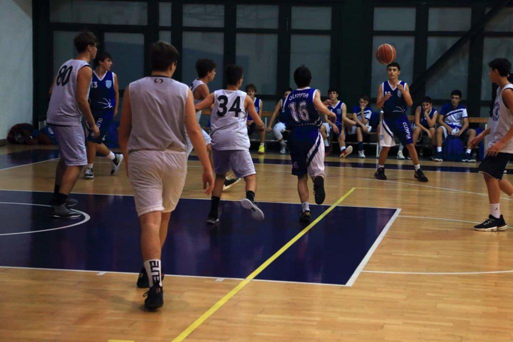 U15S Pass - Olimpia Roma 63-51 4