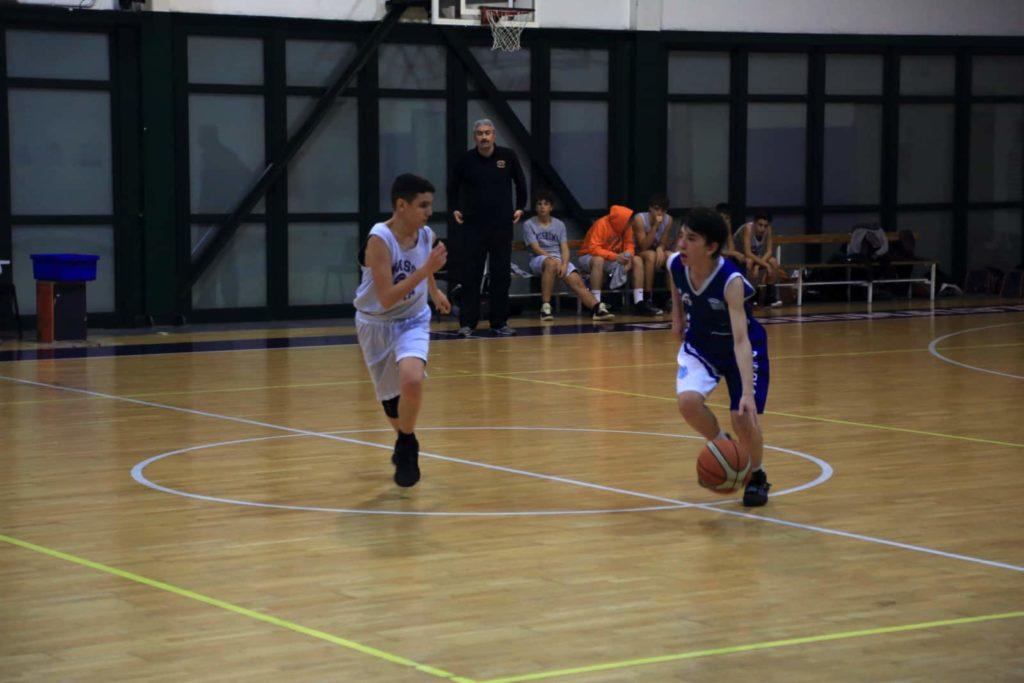 U15S Pass - Olimpia Roma 63-51 5