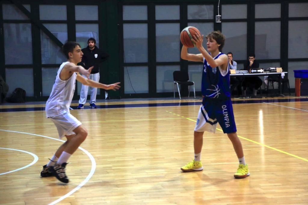 U15S Pass - Olimpia Roma 63-51 6