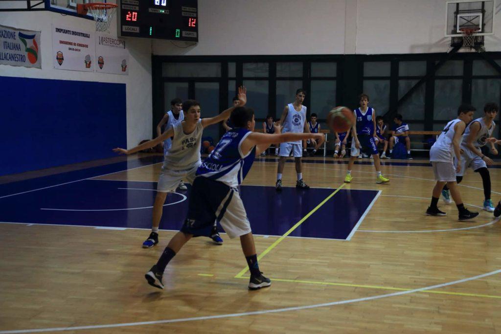 U15S Pass - Olimpia Roma 63-51 7