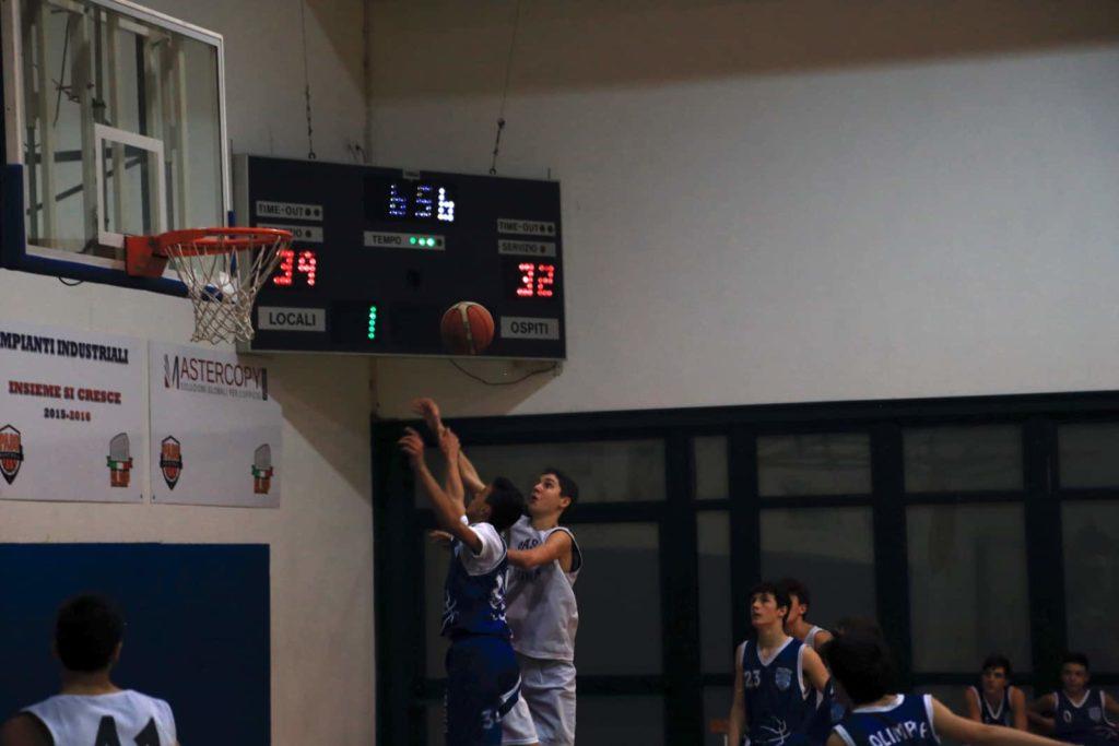 U15S Pass - Olimpia Roma 63-51 8