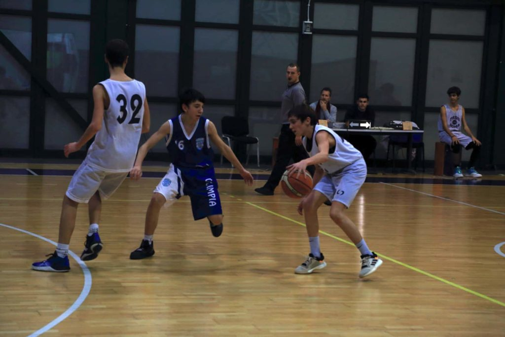 U15S Pass - Olimpia Roma 63-51 9