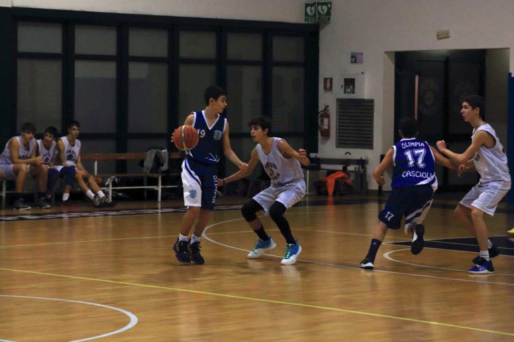 U15S Pass - Olimpia Roma 63-51 10