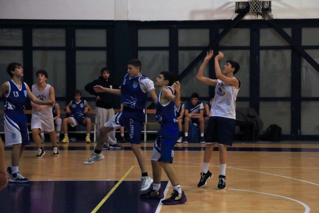 U15S Pass - Olimpia Roma 63-51 11