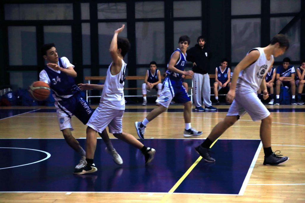 U15S Pass - Olimpia Roma 63-51 12