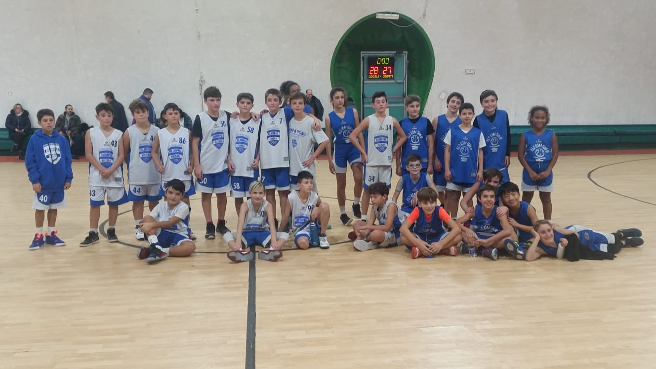 Eso Gold Team Up - Olimpia Roma 27 - 26 1