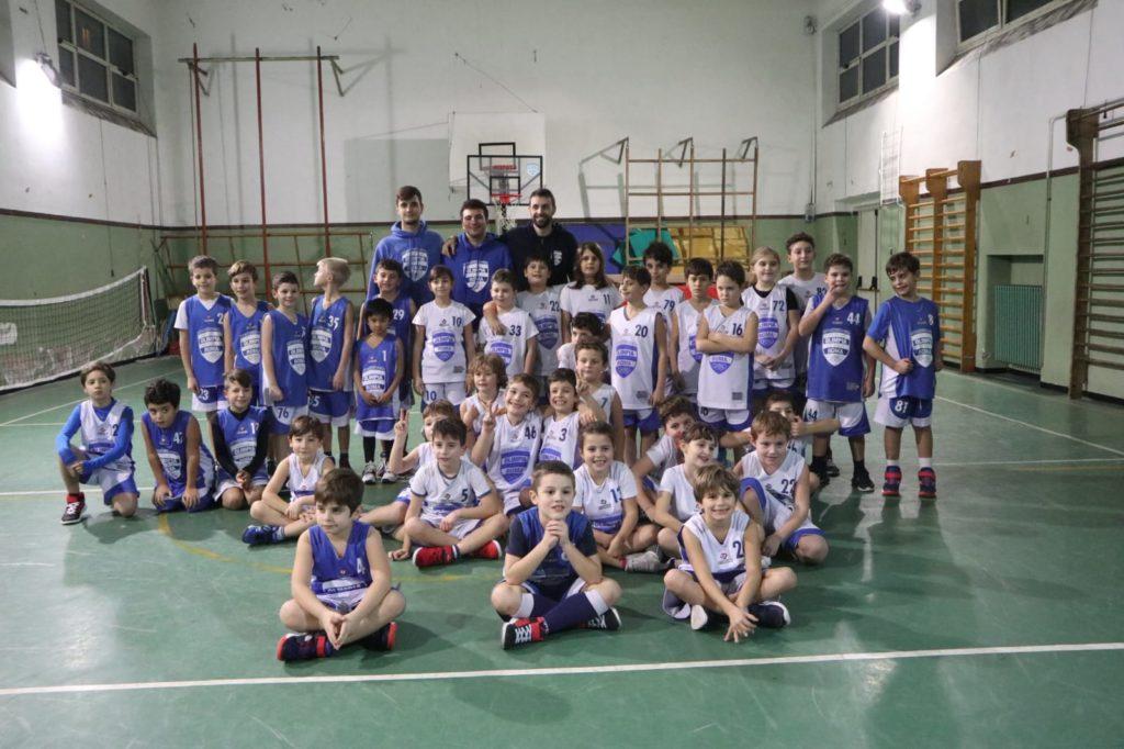 Minibasket Allenamenti Roma