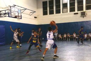 U15S Olimpia Roma - Esquilino Bk 59-57 2