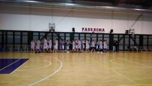 U15S Pass - Olimpia Roma 63-51 2
