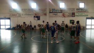 U16S Eurobasket - Olimpia Roma 62-74 2