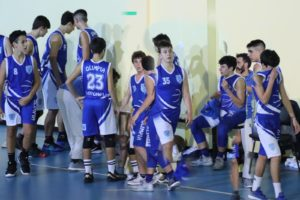 U16U Motta Camastra - Olimpia Roma 75-70 2