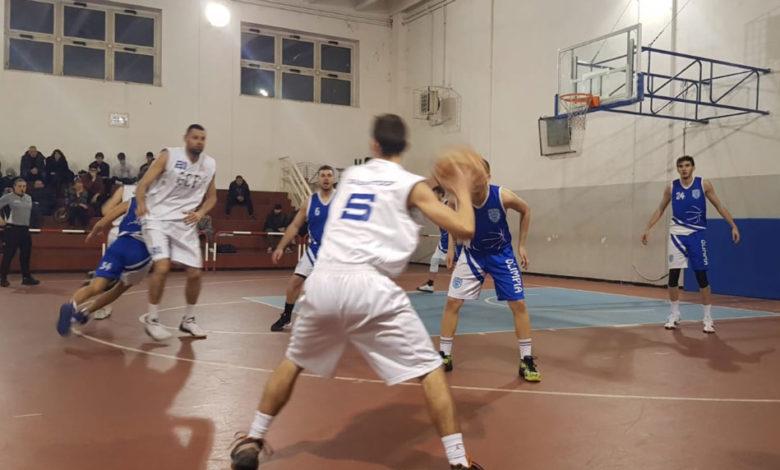 Collefiorito Basket OIimpia Roma