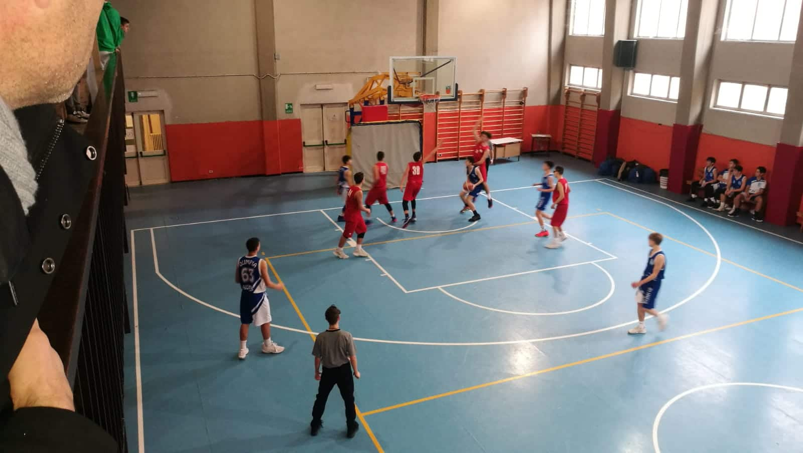 Photo of U15 in semifinale! Poker Olimpia, battuto Chieti