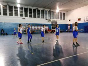 U14F Olimpia Roma - Unione Cestistica Lanuvio 91-46 2