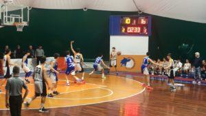 U15E Tiber Bk - Olimpia Roma 59-63 2