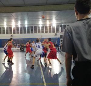 U15S Olimpia Roma - Nova Bk Ciampino 98 - 51 2
