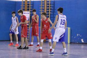 U16S Olimpia Roma - Roma Eur  69 - 52 2