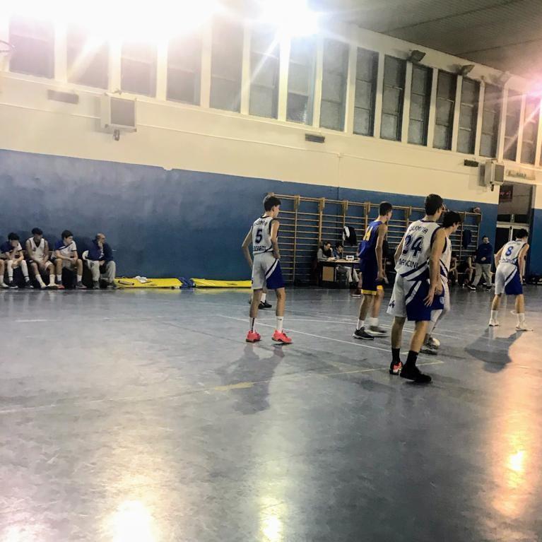 U16S Olimpia Roma - APDP 67-58 1