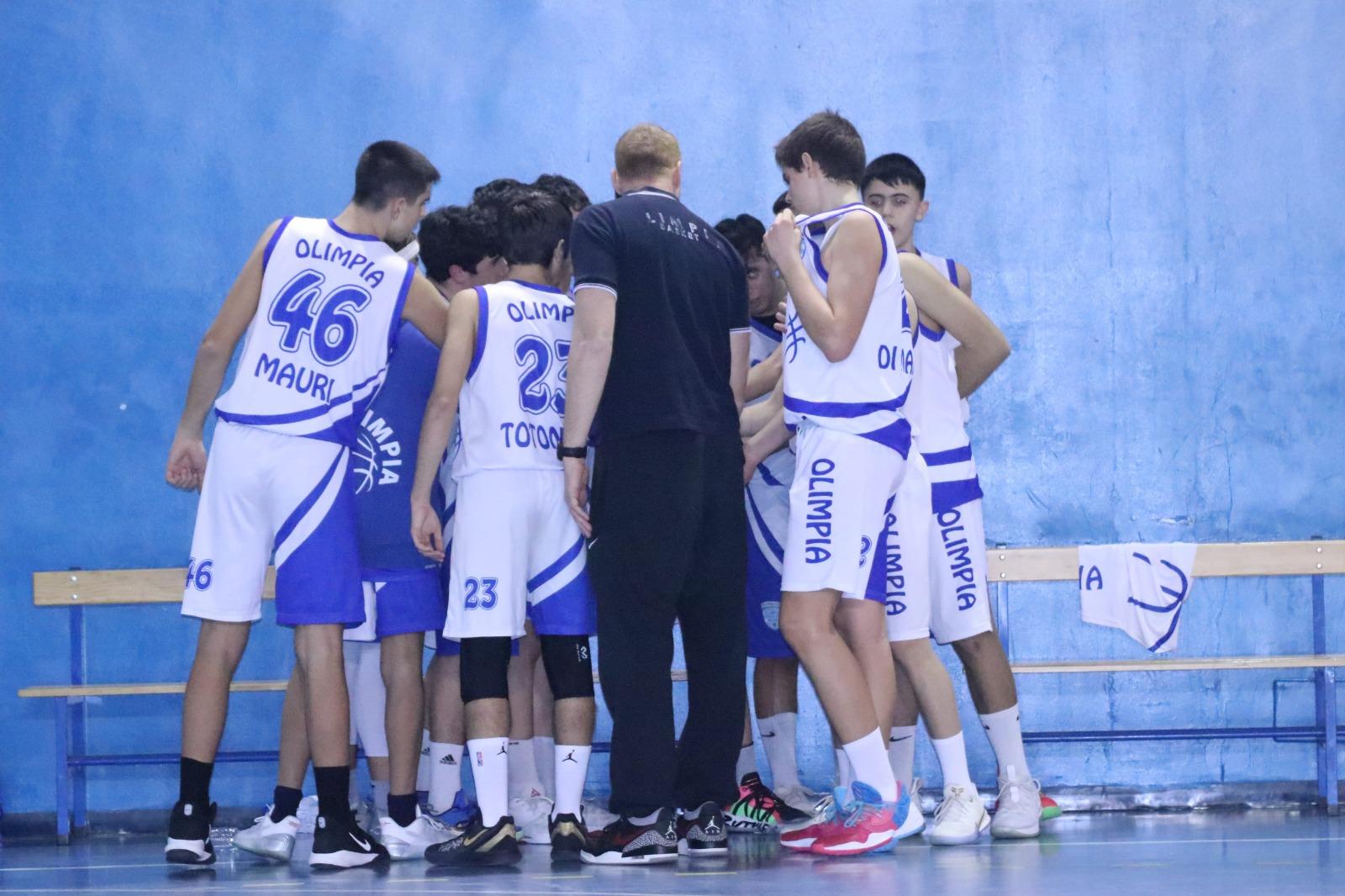U16S Olimpia Roma - Roma Eur  69 - 52 1