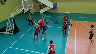 Photo of U16U Bk Valsugana – Olimpia Roma 69 – 79