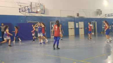 Photo of U14F Olimpia Roma – BK Frascati 48-52