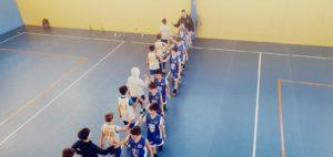 Bk e Fun  Bk Algarve - Olimpia Manzi 9 - 15 2