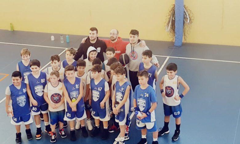 Bk e Fun  Bk Algarve - Olimpia Manzi 9 - 15 1