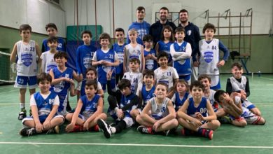 Photo of Bk e Fun Scoiattoli  Olimpia Manzi A – Olimpia Roma 10 – 12