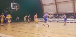 Serie D Bk Bee Sermoneta - Olimpia Roma  91 - 81 2
